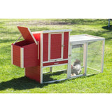 New Age Pet ECOFLEX Sonoma Chicken Coop