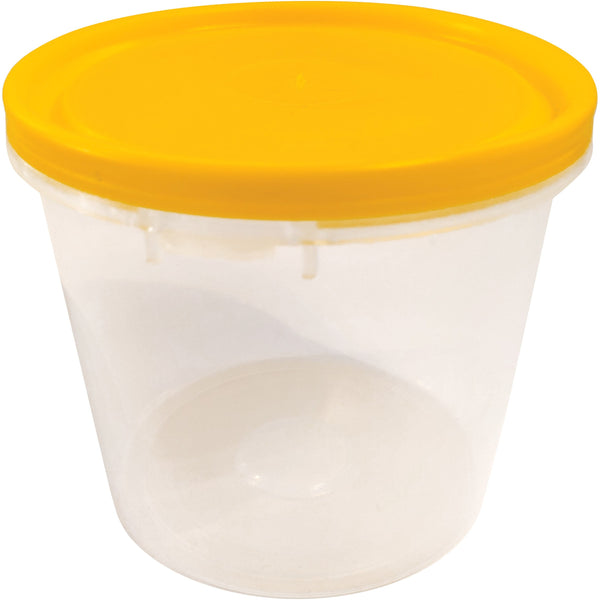 Honey Pails - Carton of 200 x 500g Plastic Honey Tub