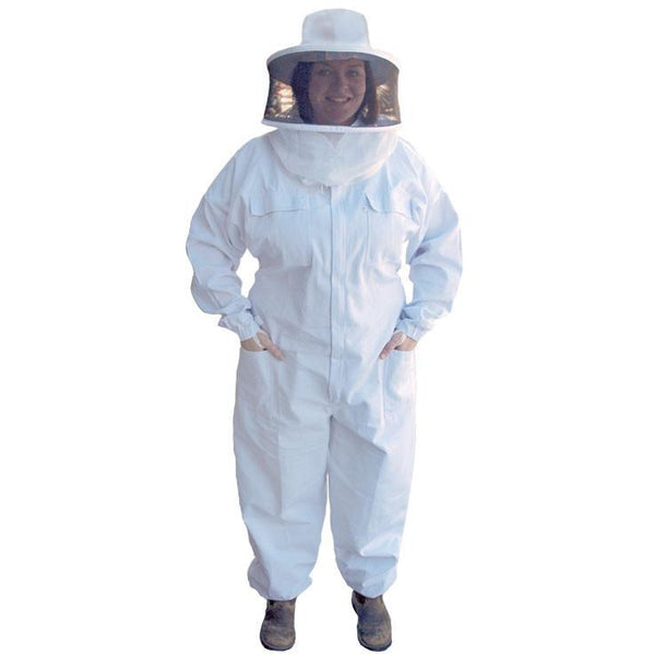Mann Lake Economy Suit - Round Hat and Veil