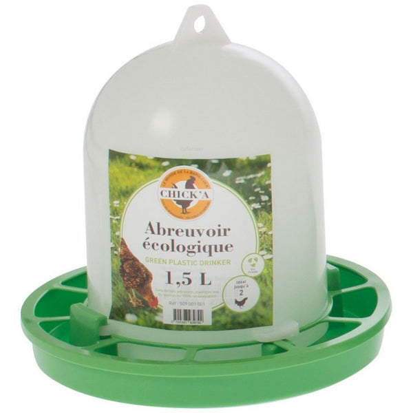 Chick'A Ecologique Poultry Drinker