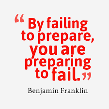 Prepare to Succeed!