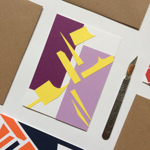 Abstract Offcuts 15/100