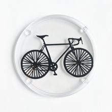 Load image into Gallery viewer, Papercut Whole Bike Wheel Coaster