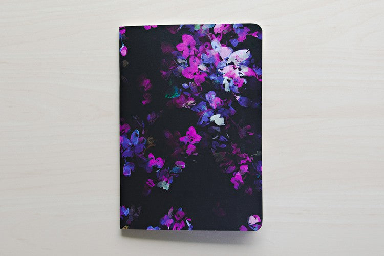 Inspirationery - Small Floral Notebook