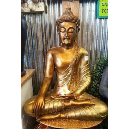 THAI BUDDHA STATUE - WORLD OF DECOR