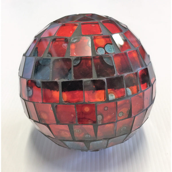 Decor mosaic balls 7 colours - WORLD OF DECOR