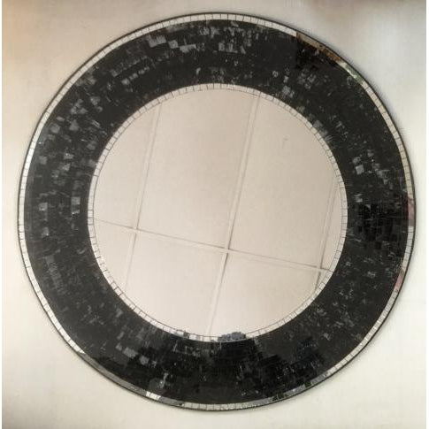 MOSAIC INLAY MIRROR-3 colour - WORLD OF DECOR