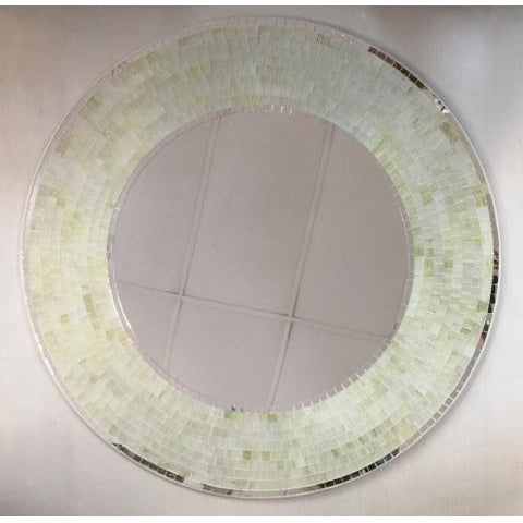 Mosaic Inlay Mirror - WORLD OF DECOR