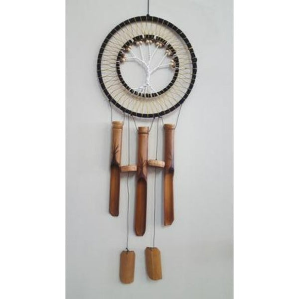 TREE OF LIFE WIND CHIMES - WORLD OF DECOR