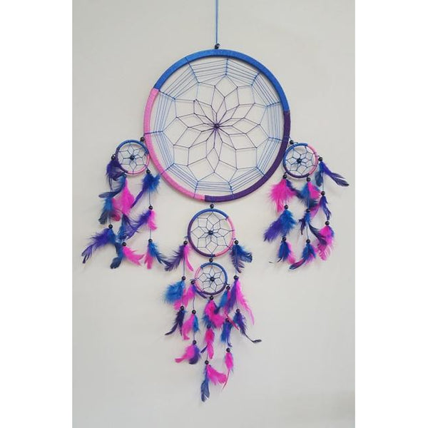 Multi size dream catcher-3 color to choose - WORLD OF DECOR