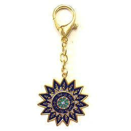 15 Hums Protection Wheel Keychain - WORLD OF DECOR