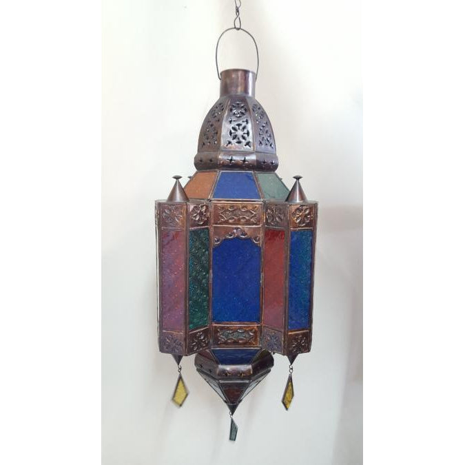 Moroccan Lamp- 2 size to choose - WORLD OF DECOR