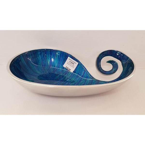 Koru shaped bowls-4 colour - WORLD OF DECOR
