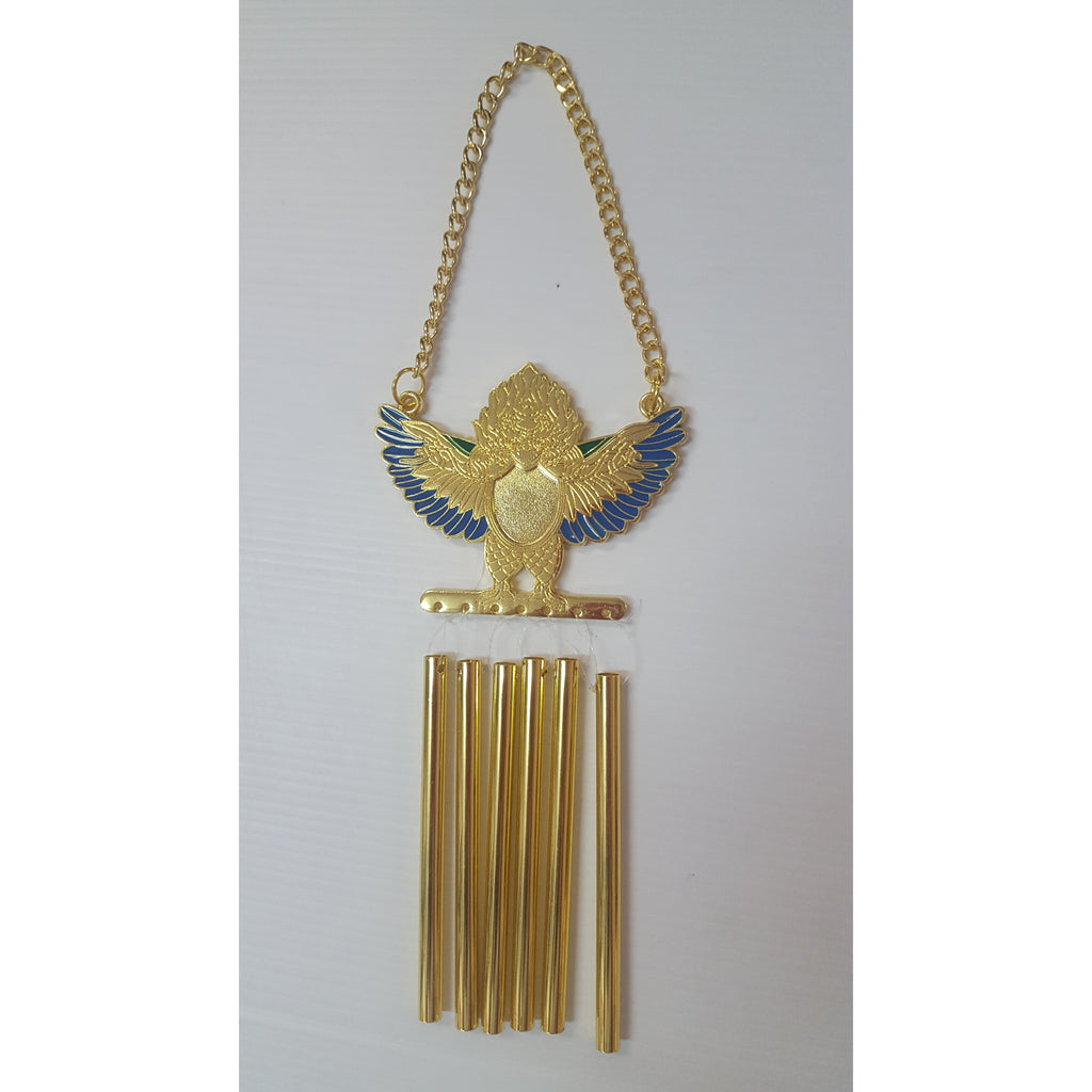 Garuda feng shui wind chime for anti illness - WORLD OF DECOR