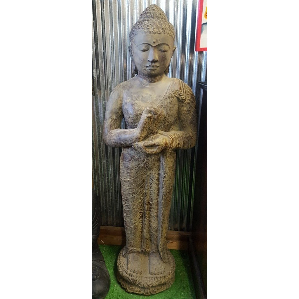 STANDING CHARKA BUDDHA - WORLD OF DECOR