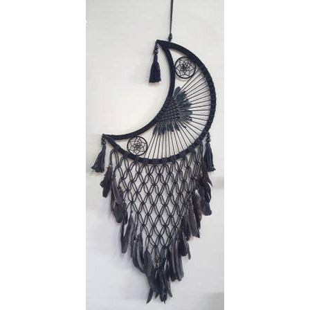 Moon Dream catcher- 2 color to choose 105cm - WORLD OF DECOR