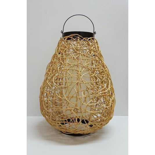 Cane lamp shade - WORLD OF DECOR