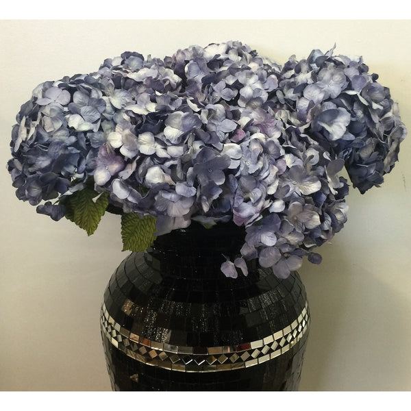 Artificial Hydrangeas flowers - WORLD OF DECOR