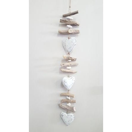 Hanging Mobile-Heart - WORLD OF DECOR