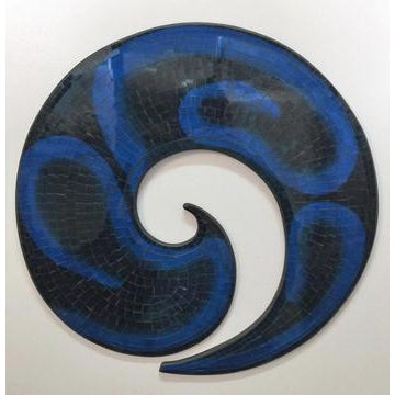 Koru 60cm-Blue - WORLD OF DECOR