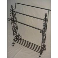 FREE STANDING TOWEL RACK - WORLD OF DECOR