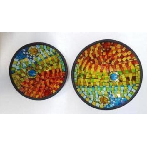HUNDER BOWLS, 2 SIZES AVAILABLE - WORLD OF DECOR