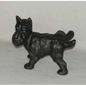 SCOTTY DOG DOOR STOP - WORLD OF DECOR
