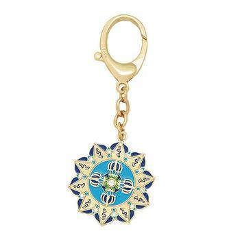 10 Hum Shield key chain - WORLD OF DECOR