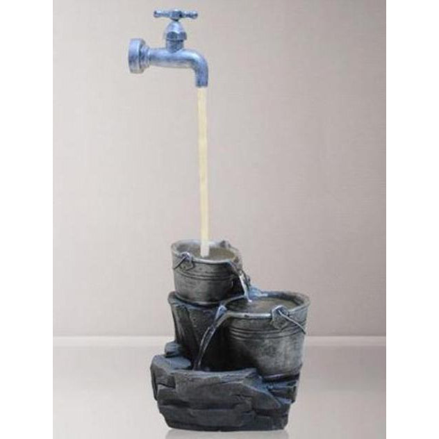 Water feature magic tap - WORLD OF DECOR