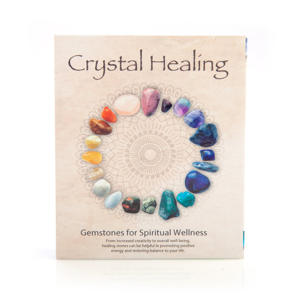 Crystal Healing Wellness Kit