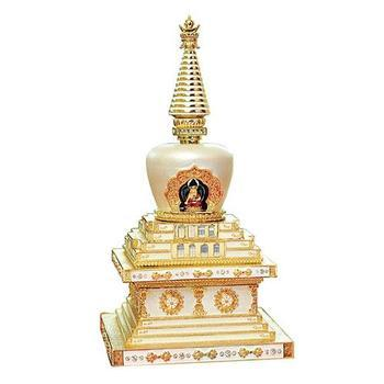 Bejeweled 8 door to abundance stupa - WORLD OF DECOR