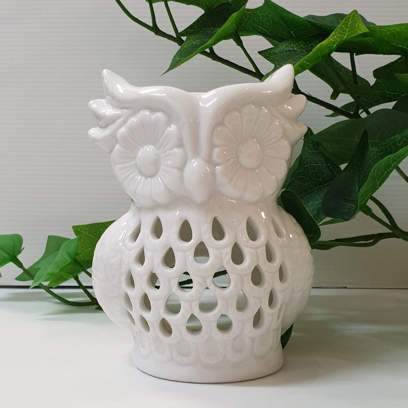 Oil burner-Owl