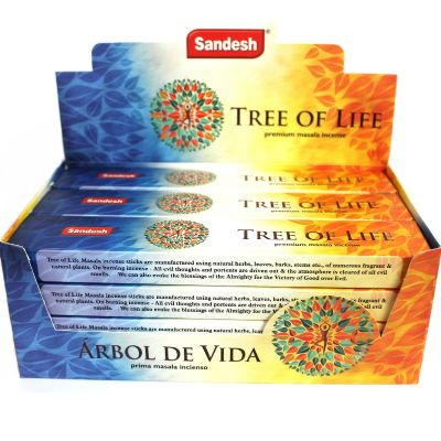Incense stick 15g-Tree of life - WORLD OF DECOR