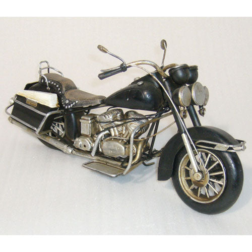 CLASSIC HARLEY DAVIDSON COLLECTABLE MOTOR BIKE - WORLD OF DECOR