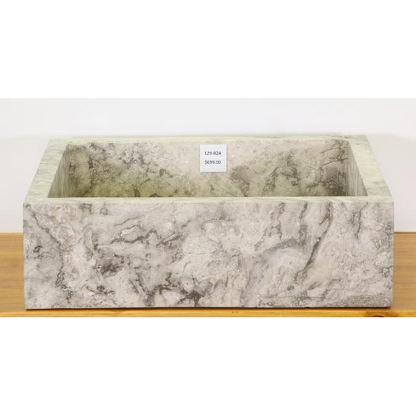 MARBLE HAND BASIN - WORLD OF DECOR