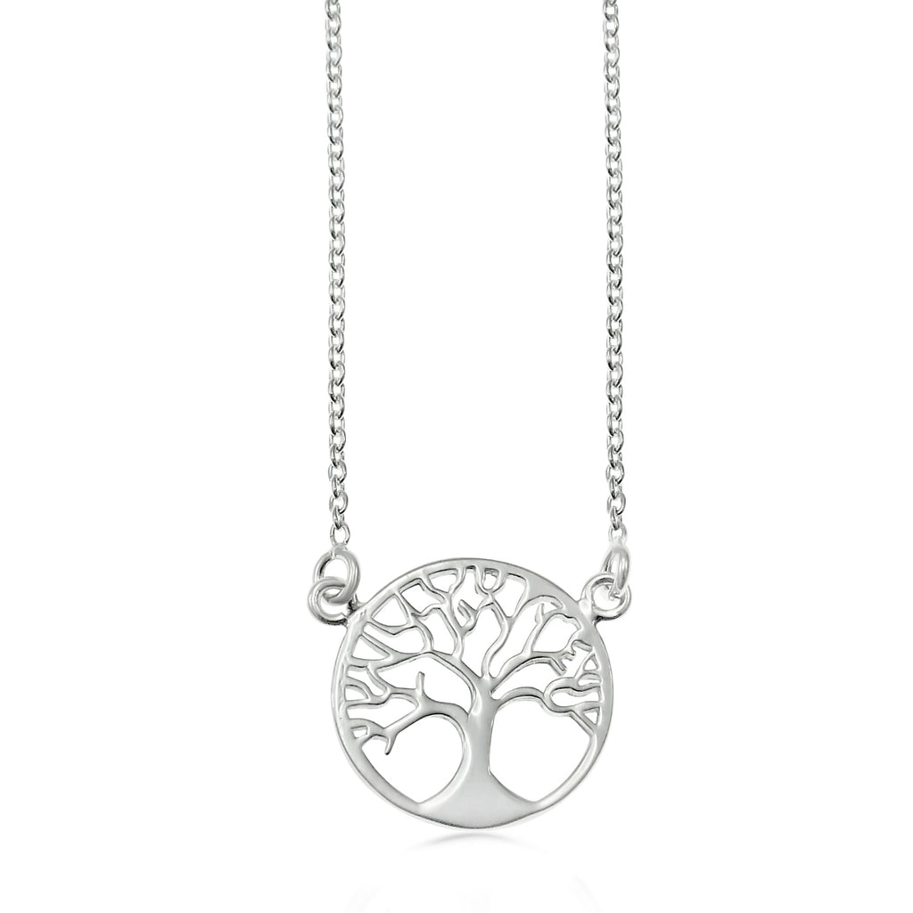Tree of life Necklace 45cm+5cm Ext - WORLD OF DECOR