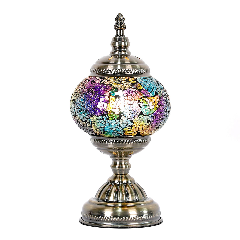Turkish Mosaic Electric Lamp