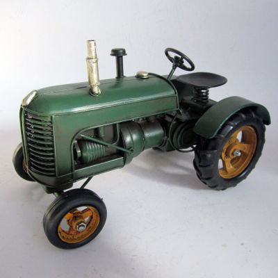 Green Tractor