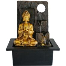 Buddha Gold water feature - WORLD OF DECOR