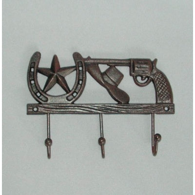 Cowboy key hook - WORLD OF DECOR