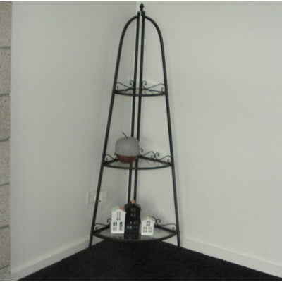 Corner shelf display unit - WORLD OF DECOR