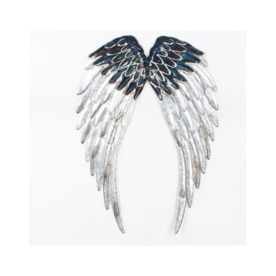 Angel wing wall art