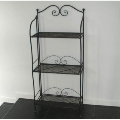 Baker rack shelf display unit - WORLD OF DECOR