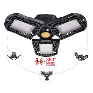 Triple LED Adjustable Light - 80W