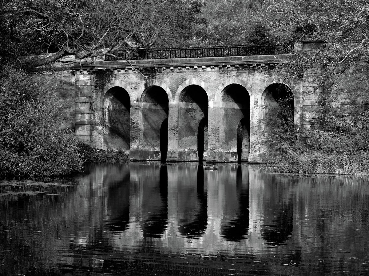 Arches, Hampstead Heath
