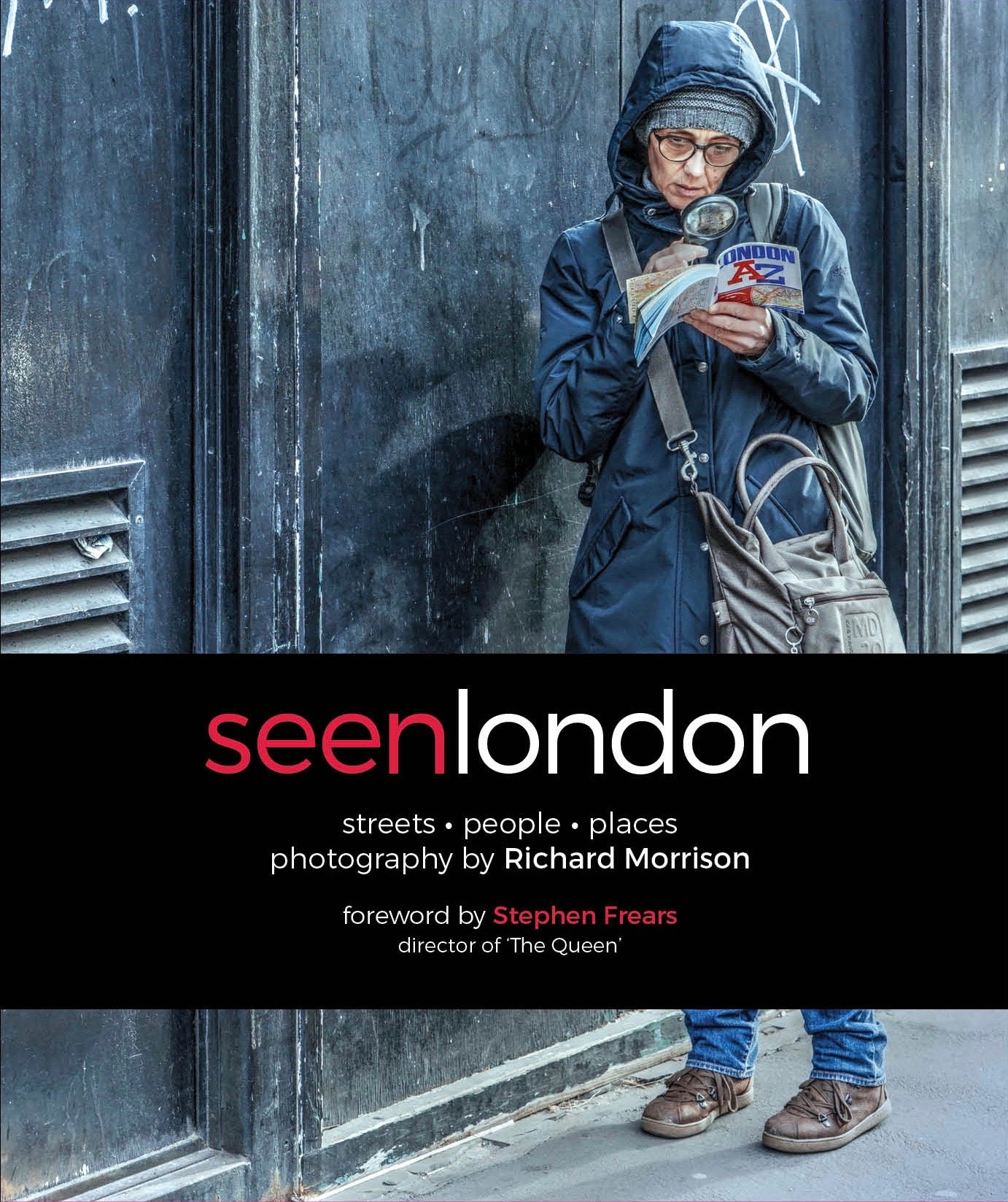 Seen London photographic book