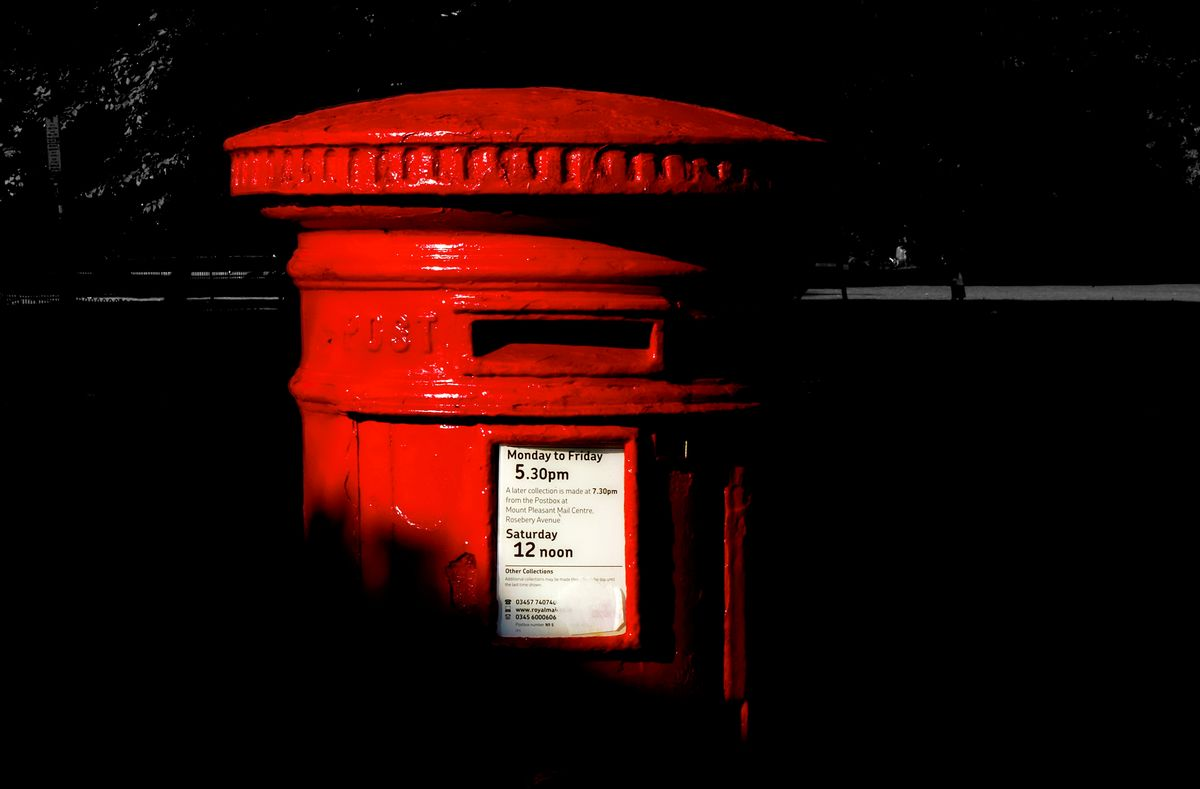 Pillar Box, London