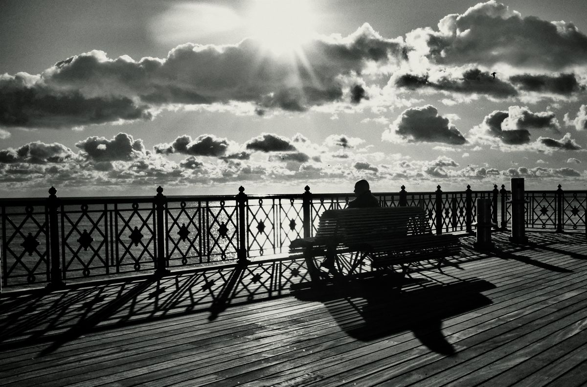 Hastings Pier, Sussex