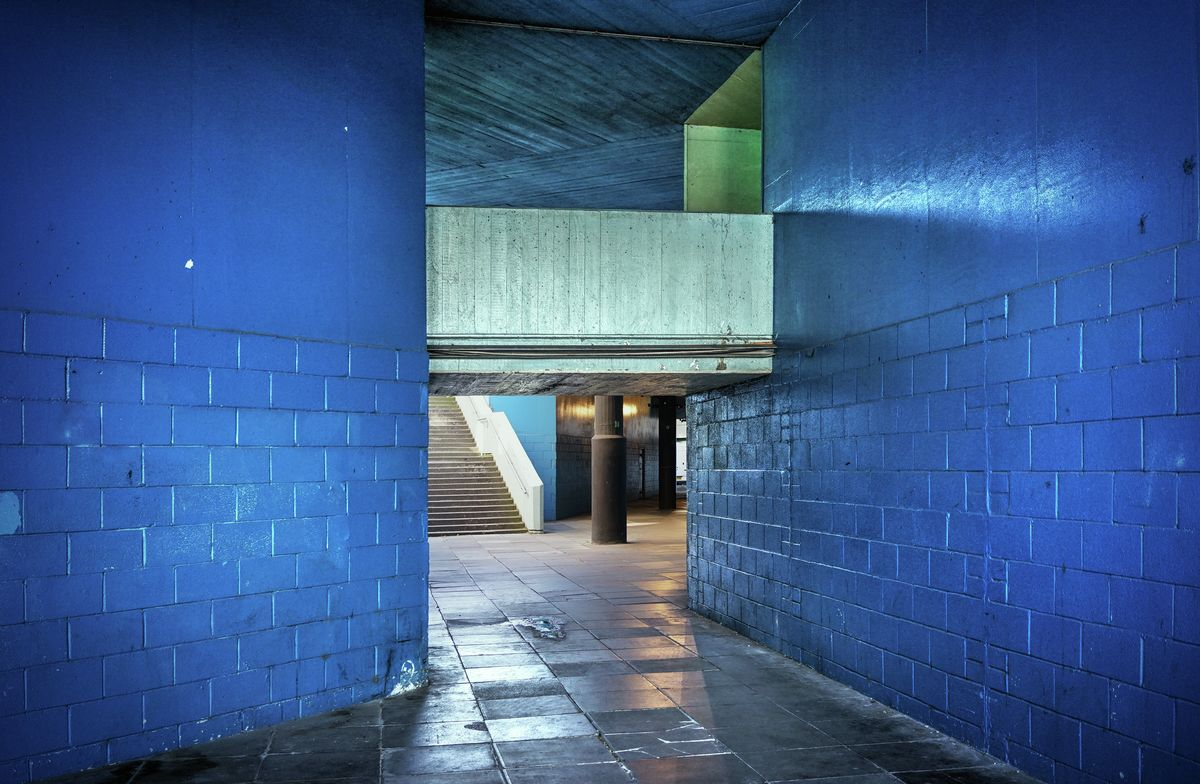 South Bank Underpass, London