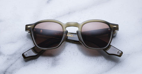 Jacques Marie Mage Sunglasses | Zephirin (44) Army
